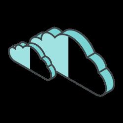 Multi-Cloud graphic