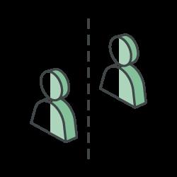User Segmentation graphic