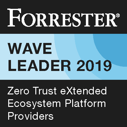 Forrester Wave Leader 2019