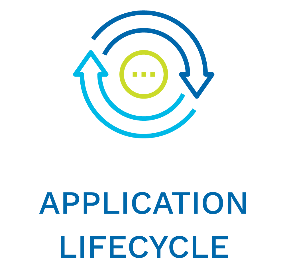 icon for application lifecycle