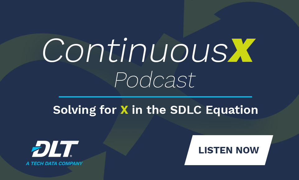 ContinuousX Podcast: Solving for X in the SDLC Equation