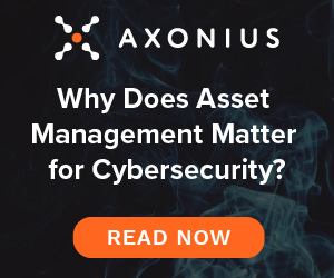 White paper thumbnail. Text reads: Why Does Asset Management Matter for Cybersecurity