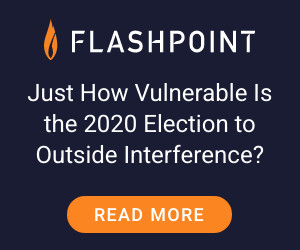 Flashpoint FFYE 2020