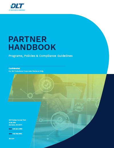 Thumbnail of the cover of DLT's Partner Handbook