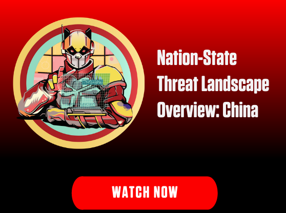 CrowdStrike Webinar Series: Nation State Threat Landscape China