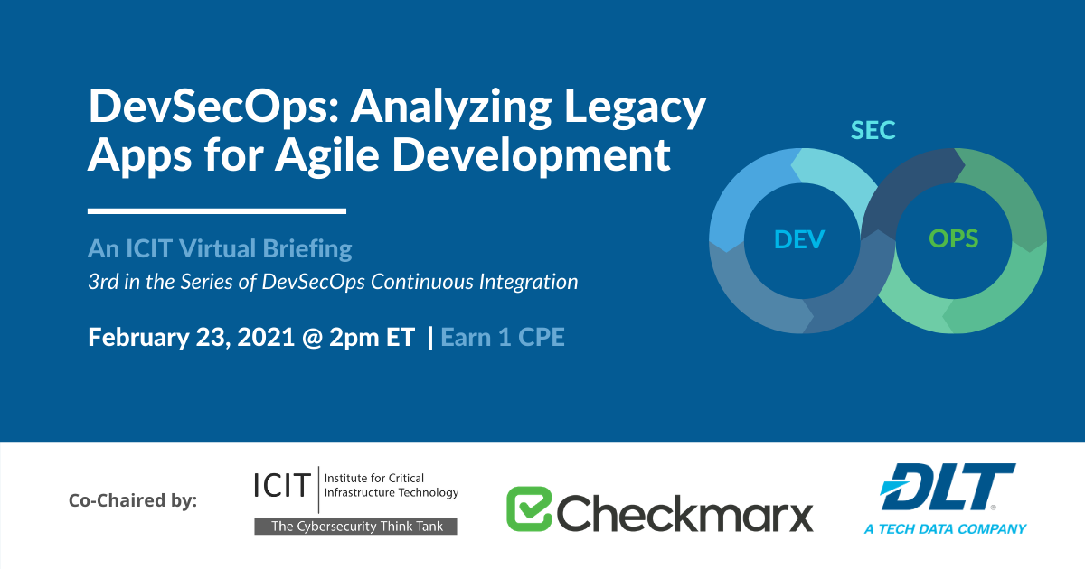 DevSecOps: Analyzing Legacy Apps for Agile Development