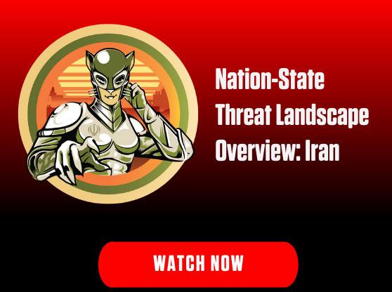 CrowdStrike Webinar Series: Nation-State Threat Landscape Overview: Iran, Speaker Joshua Shapiro