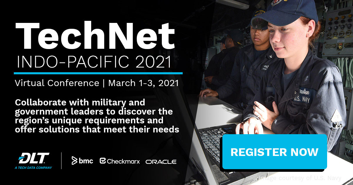 Register for TechNet Indo-Pacific