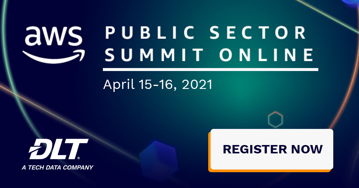 AWS Public Sector Summit Online 2021