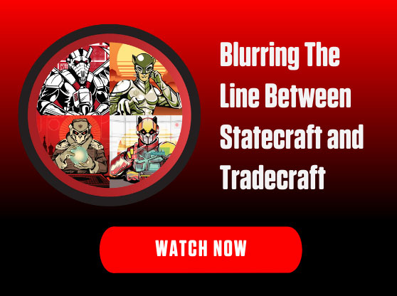 CrowdStrike Webinar Series Brief #6: Blurring The Line Between Statecraft and Tradecraft
