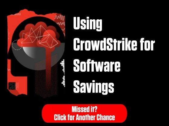 CrowdStrike Tech Talk: Using CrowdStrike for Software Savings