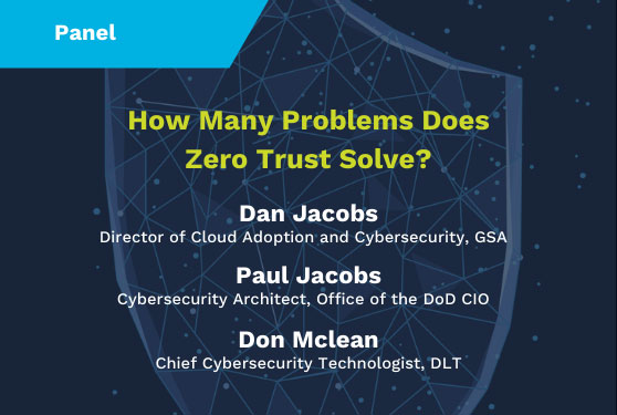How Many Problems Does Zero Trust Really Solve?