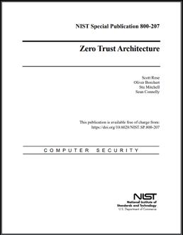 Thumbnail of Zero Trust Architecture