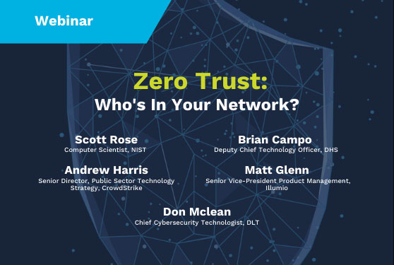Zero Trust: Who's In Your Network?
