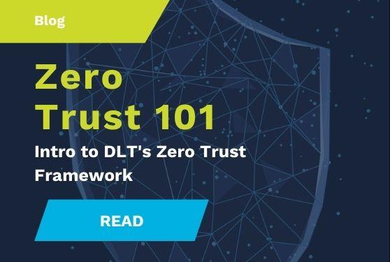 Zero Trust 101 blog post