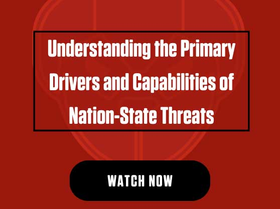CrowdStrike Connect Series: Understanding the Primary Drivers and Capabilities of Nation-State Threat, Speaker Jason Rivera