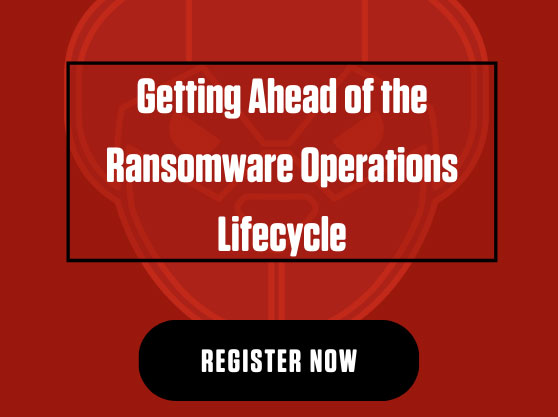 CrowdStrike Connect Series: Getting Ahead of RansomwareOperations Lifecycle