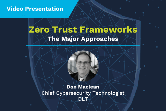 Thumbnail for Zero Trust Framework