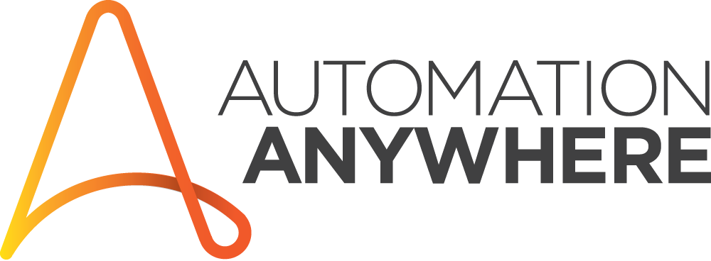 Logo for Automation Anywhere