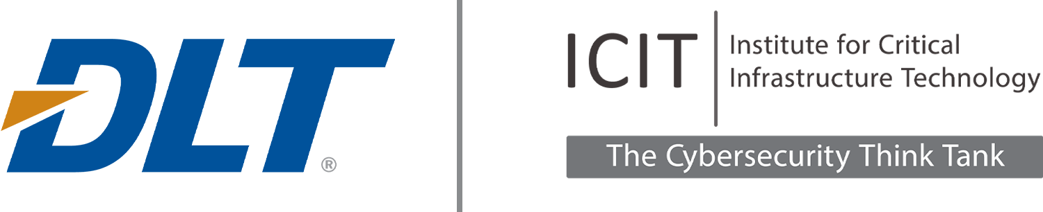 Logos of DLT and ICIT