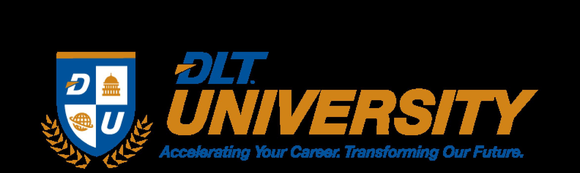 DLT University Logo