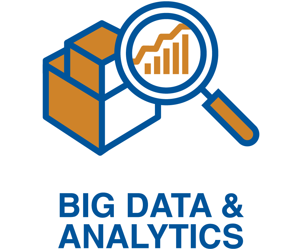 Icon for Big Data & Analytics