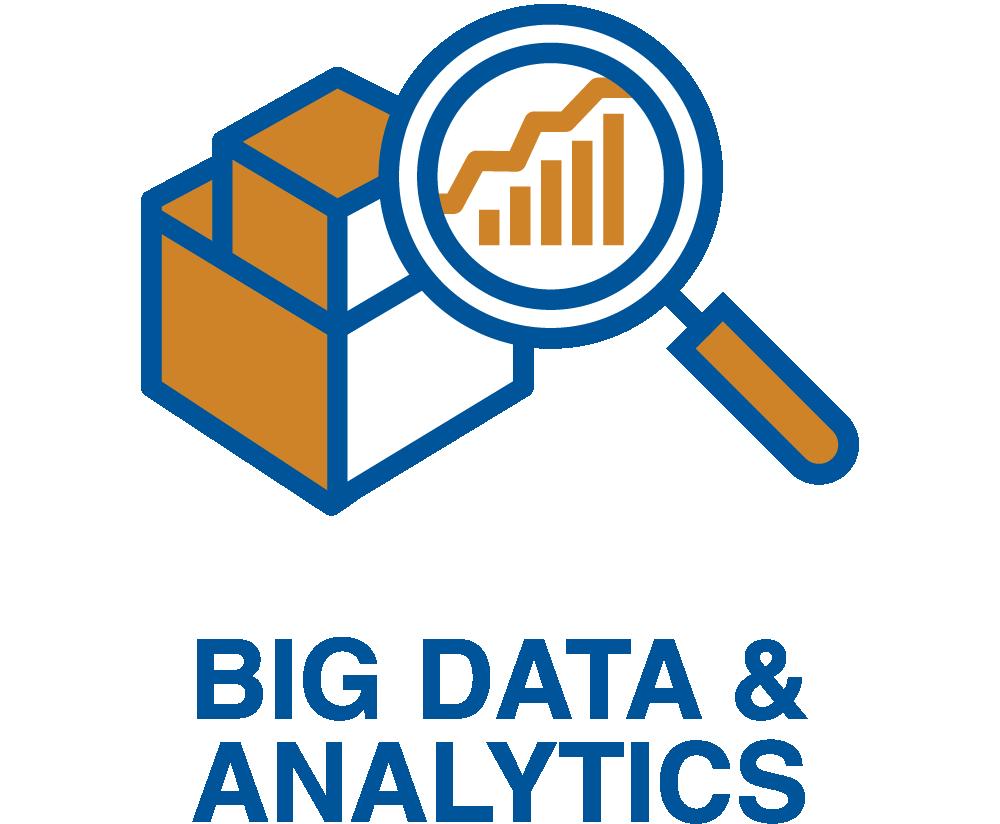 Icon for Big Data & Analytics