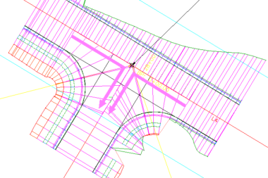 Mastering Civil 3D's Intersection Wizard to Create a 4-Way Intersection
