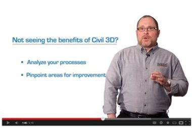 Signs that your Civil 3D Process Could be Better Optimized