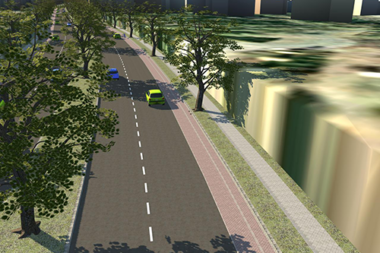 4 Tips for Controlling Road Corridor Daylighting within Autodesk InfraWorks