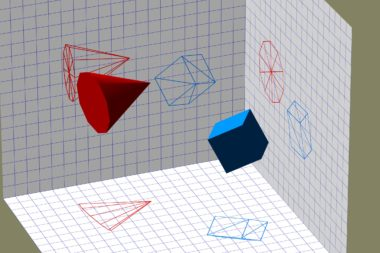 How to Turn 2D Flat Geometry into 3D in AutoCAD