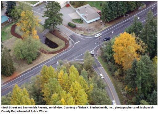 Public works department designs road realignment with for Pond design in civil 3d