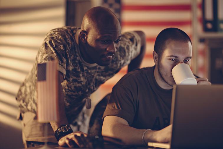 data-centric warfare