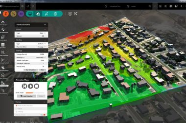 As the Waters Rise, Flood Simulation Tools Can Help