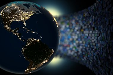 Spanning the Globe with Digital Services in TrueTime