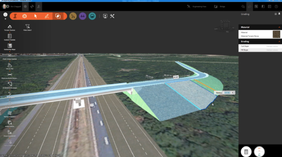 Infraworks 360 help: about using styles to display autocad civil.