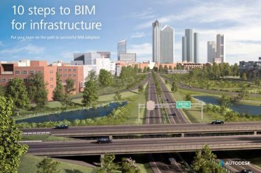[eBook] 10 Steps to BIM for Infrastructure