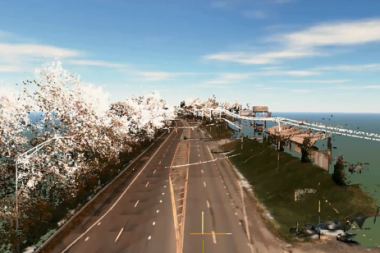 Mobile Mapping Technology Revolutionizes How Intel is Derived from LiDAR Point Clouds