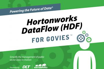 DLT Hortonworks Data flow for Govies