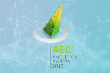 BIM Dominates as Winners Announced at AEC Excellence Awards 2018