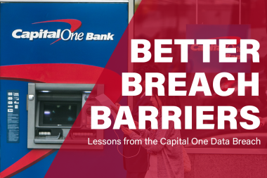 How Government Can Learn from the Capital One Data Breach