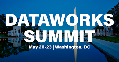 Artwork for the DataWorks Summit