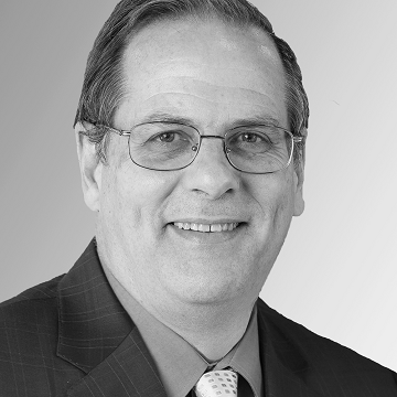 Headshot of Don Maclean, Chief Cyber Technologist, DLT