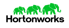 Logo for Hortonworks