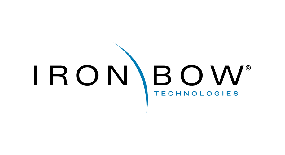 Logo for Iron Bow technologies