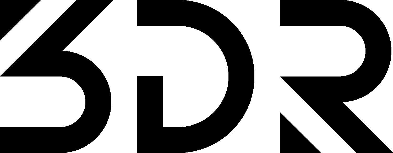 Logo for 3DR