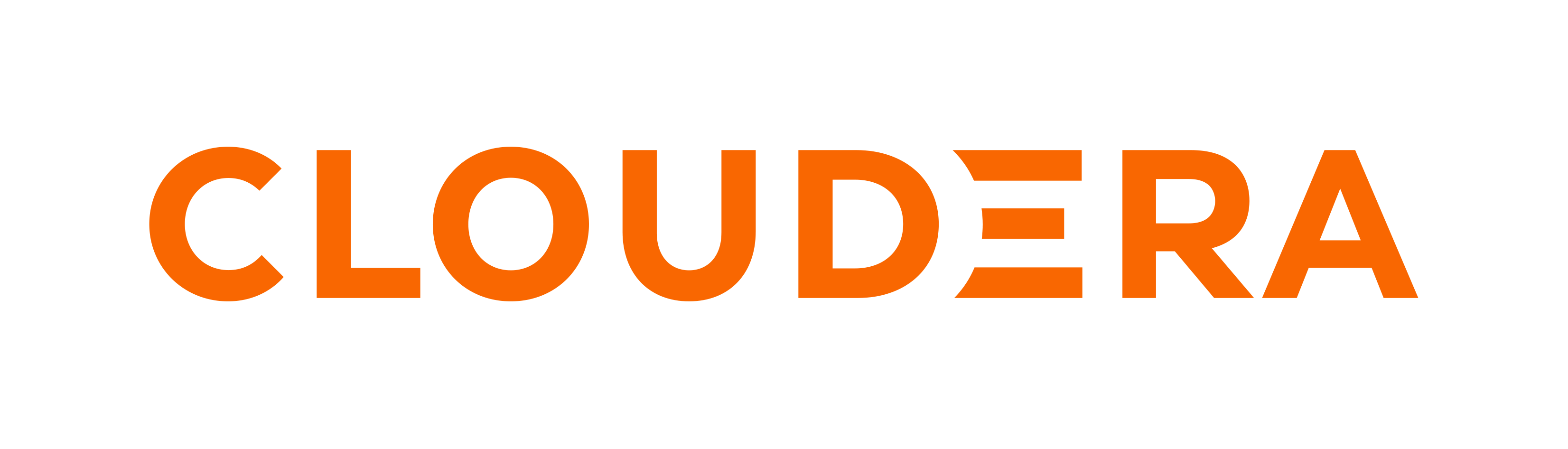 Logo for Cloudera