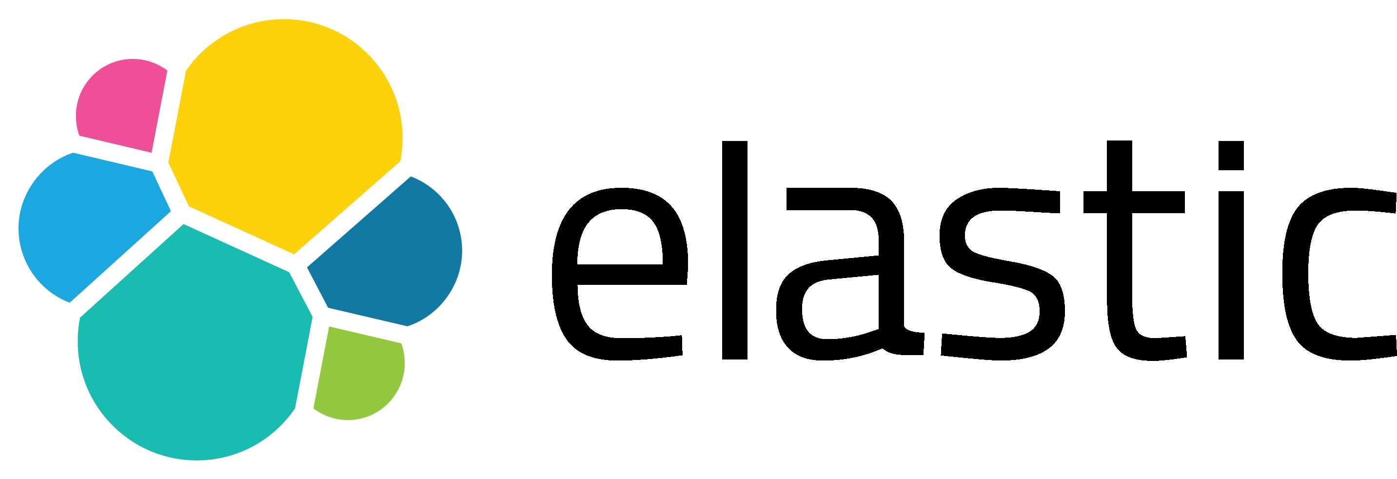 Logo for Elastic