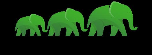 Logo for Hortonworks