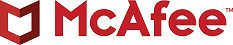 Logo for McAfee